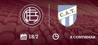 Lanus vs Atletico Tucuman