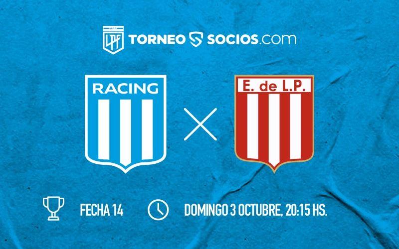 Racing vs Estudiantes