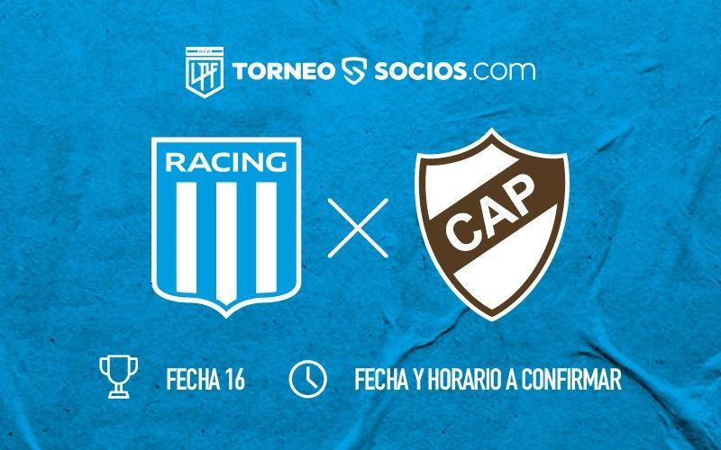 Racing vs Platense