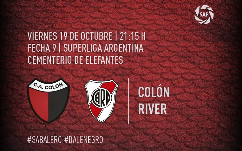 Colon vs River