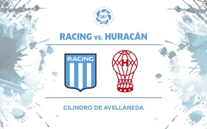 Racing vs Huracan