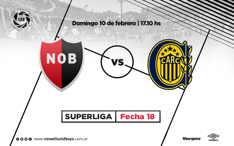 Newells vs Rosario Central
