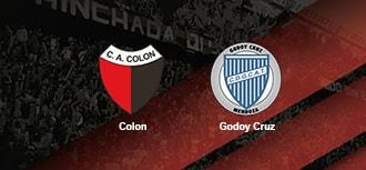 Colon vs Godoy Cruz