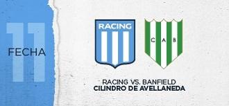 Racing vs Banfield