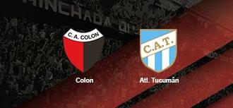 Colon vs Atletico Tucuman