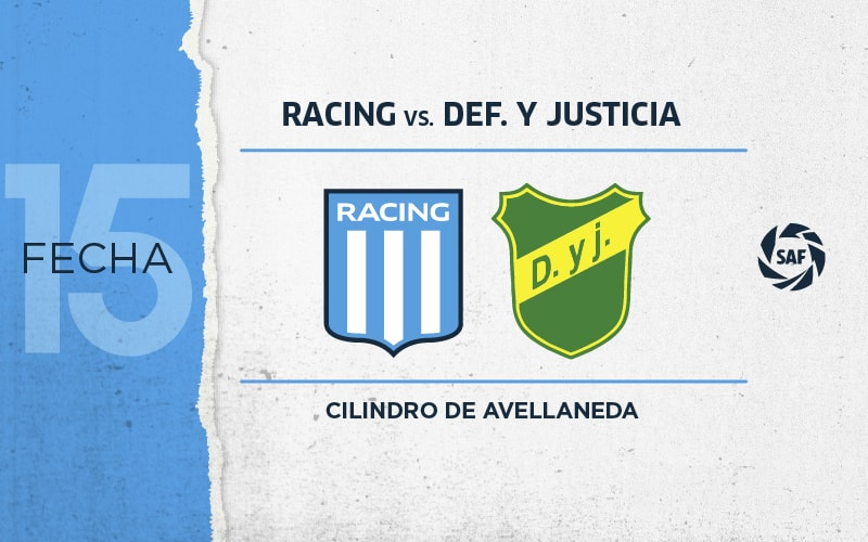 Racing vs Defensa y Justicia
