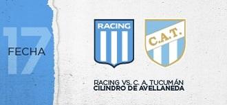 Racing vs Atl Tucuman