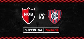 Newells vs San Lorenzo