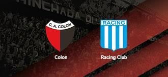 Colon vs Racing