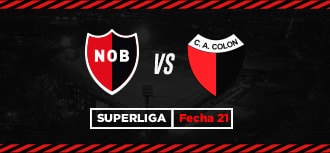 Newells vs Colon