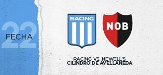 Racing vs Newell's