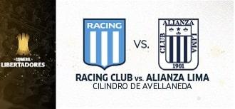 Racing vs Alianza Lima