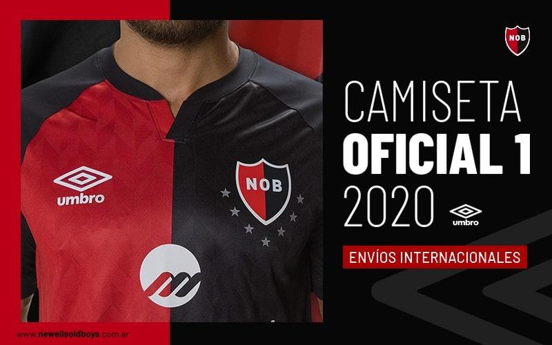 Camiseta Oficial 2020